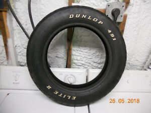 Dunlop D402 used motorcycle tires