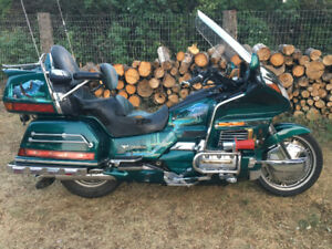 1996 Honda Goldwing SE 1500