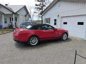 2010 Ford Mustang V6 Coupé (2 portes) décapotable