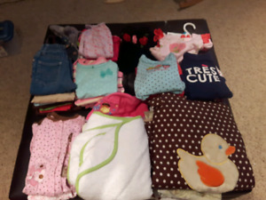 Girl 0-24 month clothing