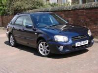 FINANCE AVAILABLE!!! 2005 SUBARU IMPREZA 2.0 GX ESTATE 5dr, FSH, 1 YEAR MOT,