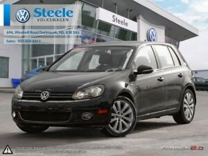 2013 VOLKSWAGEN GOLF Wolfsburg Edition - Certified, TDI, Low Mil