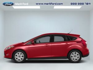 2014 Ford Focus SE Hatch  - one owner - local