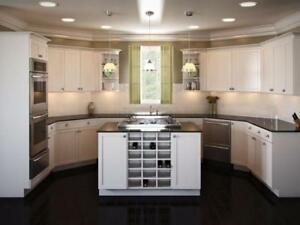 Oakville! WE DO Kitchen Renovations..Better Quality than IKEA and Home Depot..for about the same Price...