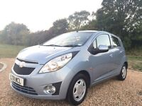 CHEVROLET SPARK LS 1.0L £30 TAX (2011) ONLY 27k MILES!! SHOWROOM CONDITION MUST SEE!!