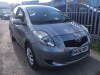 TOYOTA YARIS 1.0 T3 PETROL MANUAL 2006