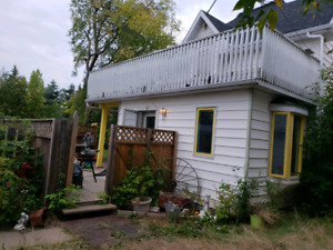 House for sale on triple lot