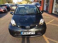 Toyota Aygo Automatic 1.0 Ltr Very Cheap To Run Great Mpg.