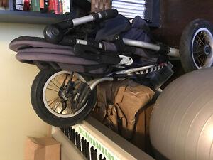 Quinn jogging stroller