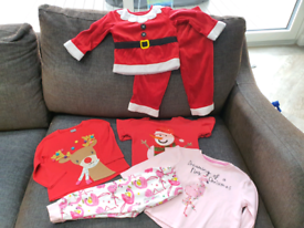 1.5-2 years Christmas jumpers and PJs