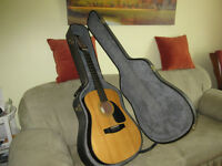 Acoustic Guitar for sale and plus