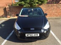 FORD S MAX 2.0 DIESEL 7 SEATER FULL SERVICE HISTORY 2010