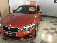 2015 BMW 120 2.0TD ( 190bhp ) ( s/s ) Sports Hatch Auto d M Sport