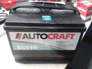 AutoCraft Series 75-2 Battery
