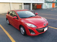 2011 Mazda3 GS 2.5L - only owner, less than 20k mileage