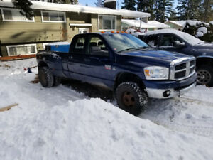 2007 Dodge 3500 Dually Diesel Manual