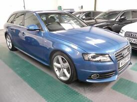 Audi A4 Avant 2.0TDi ( 170ps ) quattro 2009MY Executive S Line