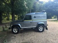 Land Rover defender 90 County pack