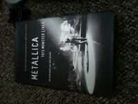 BOOKS: METALICA, MERLYN, ORACLE, TEMPLAR, RATHER, SUCCESS