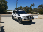 Landcruiser 100 Series GXL upgrade factory  turbo diesel Mandurah Mandurah Area Preview