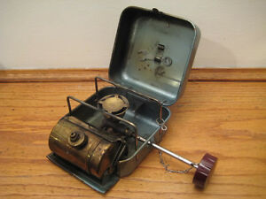 Looking for antique hiking/camping stove