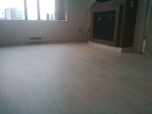 HIGH QUALITY FLOOR INSTALLER! FREE ESTIMATE ☜ Domyfloors.com Downtown-West End Greater Vancouver Area image 1