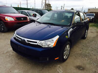 2009 Ford Focus S  **84,000 Km **