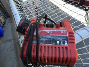 Milwaukee 18v Charger and battery