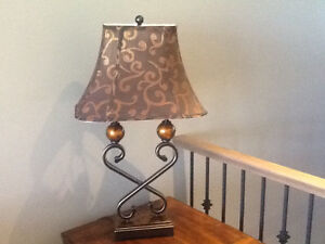 Light for desk,nightstand or end table