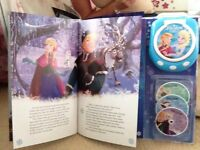 Frozen music player storybook rrp22.95