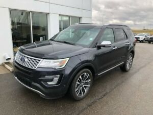 2017 Ford Explorer Platinum  FINANCING FROM 5.99% APR. FAST AND