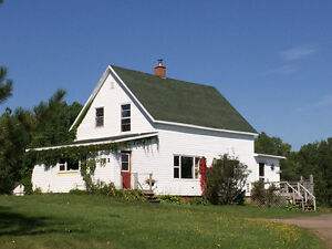 Wentworth Farm House and 34 Acres For Sale - Close to Ski Hill