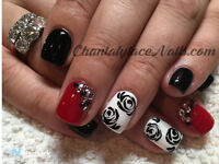 Chantalylace Nails still accepting appointments for Christmas