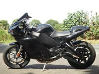 BUELL 1125R, 2010/10, JUST 6,287 MILES.