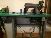 SINGER 600W1 used Industrial sewing machine