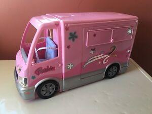 Older barbie hot tub party bus/rv/camper!!