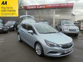 image for 2015 Vauxhall Astra TECH LINE CDTI S/S HATCHBACK Diesel Manual