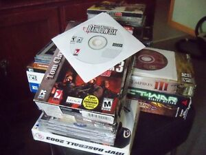 28 PC games & 2 controllers up for trade - $40 worth.