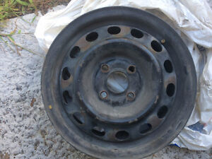 4 RIMS used on Honda Civic
