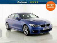 2016 BMW 4 Series 418d M Sport 5dr [Professional Media] COUPE Diesel Manual