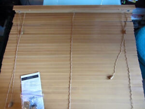 Basswood Horizontal Blind