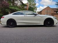 2015 Mercedes-Benz S Class 5.5 S63 V8 AMG SpdS MCT (s/s) 2dr Coupe Petrol Automa