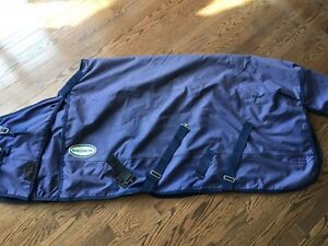 76 Shedrow Combo Blanket (Shell & Liner)