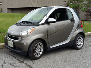 Mint 2010 Smart Fortwo Passion Coupe (2 door)