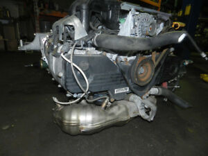 2010 2012 JDM SUBARU LEGACY / FORESTER BR9 2.5L EJ25 ENGINE ONLY