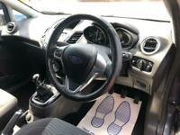 2015 Ford Fiesta 1.25 ZETEC Hatchback Petrol Manual