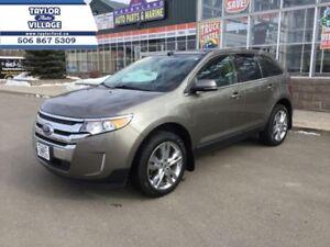 2014 Ford Edge Limited  - $204.23 B/W