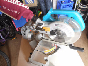 Makita 18v Chop Saw