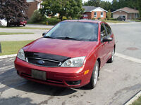 2005 Ford Focus SES Sedan ZX5