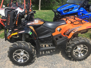 2012 ARTIC CAT 1000 MUD PRO.....FINANCING AVAILABLE